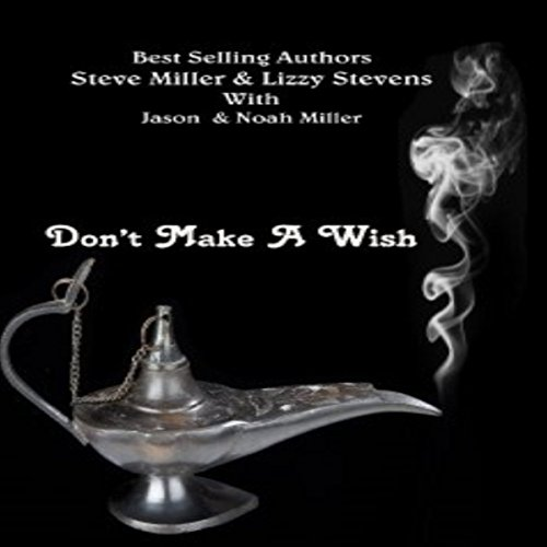 Don't Make a Wish audiobook cover art