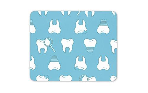 Dental Hygeine Mauspad Pad - Zahnarzt Krankenschwester Zahn-Zahn-Geschenk PC Computer # 8501