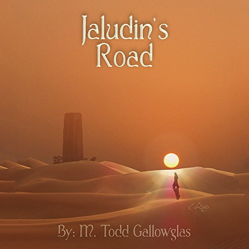 Jaludin's Road audiobook cover art
