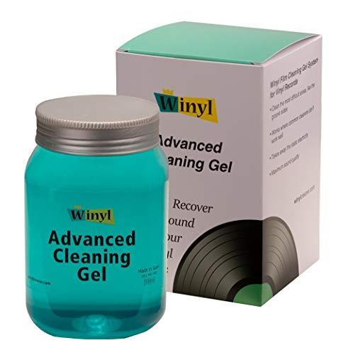 WINYL WG-500 Limpiador para Discos de Vinilo, 500 ml