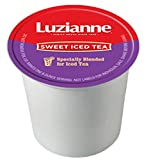 Luzianne Sweet Iced Tea, Single Serve K-Cup Pods, 12 Count