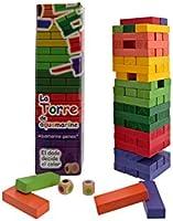 Aquamarine Games-La torre de colores, Miscelanea (Compudid CP006)