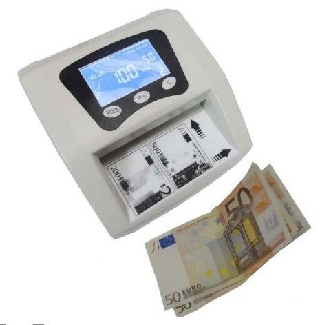 Detector de billetes falsos, contador de billetes 2 en 1 VALIDOS NUEVOS BILLETES