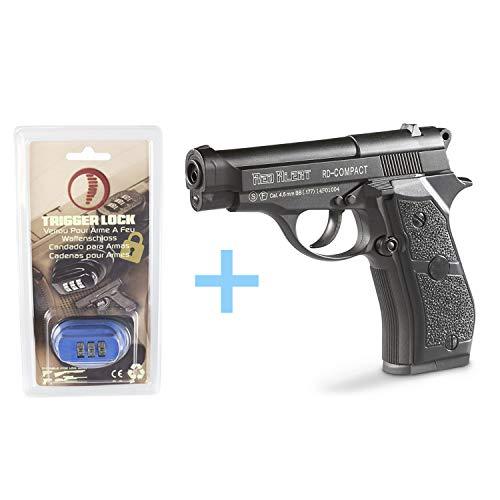 Gamo Pack Pistola Aire comprimido CO2 Red Alert RD