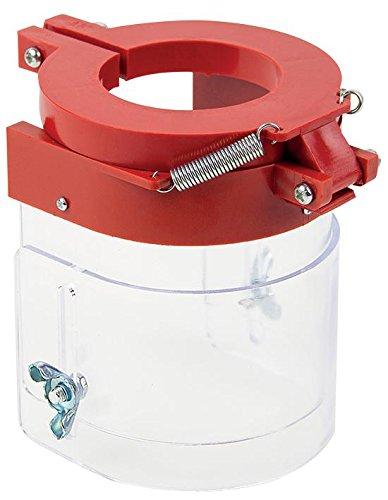 Bohrfutterschutz 40 mm Zubehör Typ Bohrfutterschutz für Säulenbohrer, zur Verwendung mit Säulenbohrern