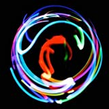 GloFX Orbits: 7-Color Fantasy Lights Toy Spinning Lightshow Orbital Light Flashing