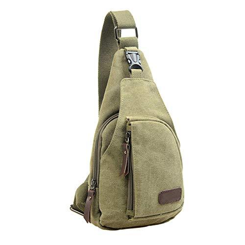Generic Brands Men Shoulder Chest Bag Fashion Mini Mobile Phone Pocket Bags Chest Bag Sports Canvas Bag Male Shoulder Bags Pantalones