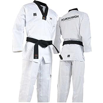 MOOTO Kukkiwon Demoteam Uniform WTF Taekwondo Korea DoBok TKD  190  180cm~190cm  5.90ft~6.23ft