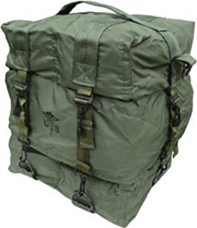 Authentic U.S.G.I. M17 Military Issue Medical Bag (Bag Only) Nylon Olive Drab
