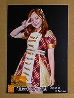 SKE48 仲村和泉 2020年8月度 劇場公演 撮って出し生写真 重ねた足跡公演 8/23
