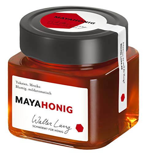 Walter Lang schwärmt für Honig Bio Maya-Honig, Yukatan, Mexiko, 275 g