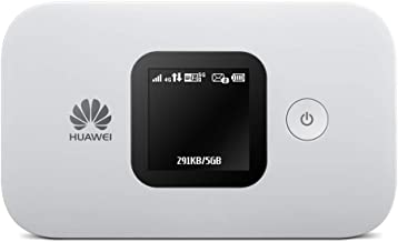 Huawei E5577Cs-321 4G LTE Mobile WiFi Hotspot (4G LTE in Europe, Asia, Middle East, Africa & 3G globally) Unlocked/OEM/ORI...