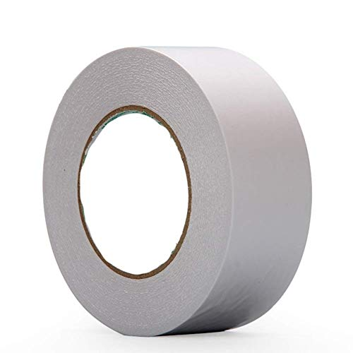 ROBERTS Double-Sided Acrylic Tape,50 Ft 50-540