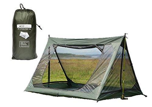 DD SuperLight - A-Frame - Mesh Tent 超軽量 簡単にパッキングできるメッシュテント [並行輸入品]