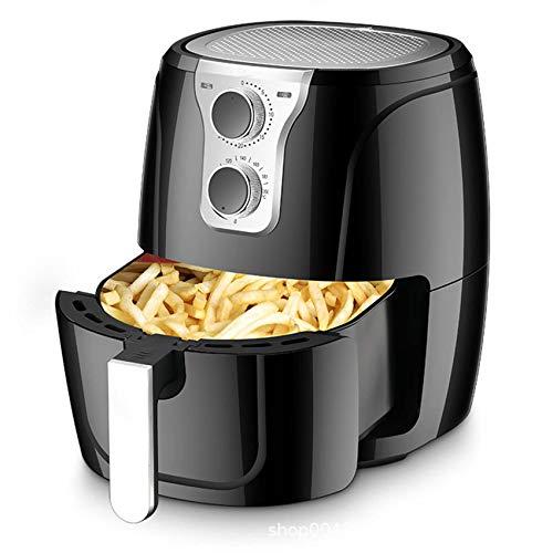 SHUI Freidora de Aire Hogar Inteligente Sin Aceite Fryer Multifuncional Horno eléctrico 4.5L Capacidad Grande French Fries Machine