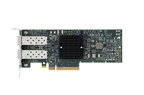 DELL 0GMW01 Broadcom 57412 PCIe Dual-Port SFP+ 10GB Standard Profile Network Adapter