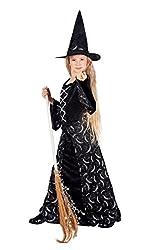 Zauberin Kostüm für Mädchen