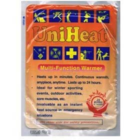 Uniheat Multi Fonction Warmer Chaleur Lot X 10
