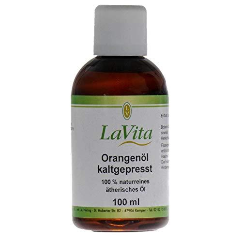 Orangenöl naturrein kaltgepresst 100% ätherisches Orangen Öl Limonen 100 ml
