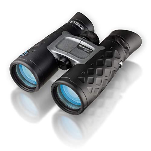 Steiner 2345 Prismáticos BluHorizons 10x42 - tecnología de Lentes única, protección para los Ojos, Gran Aumento, Ideal para Vacaciones en países soleados, Actividades al Aire Libre y Deportes