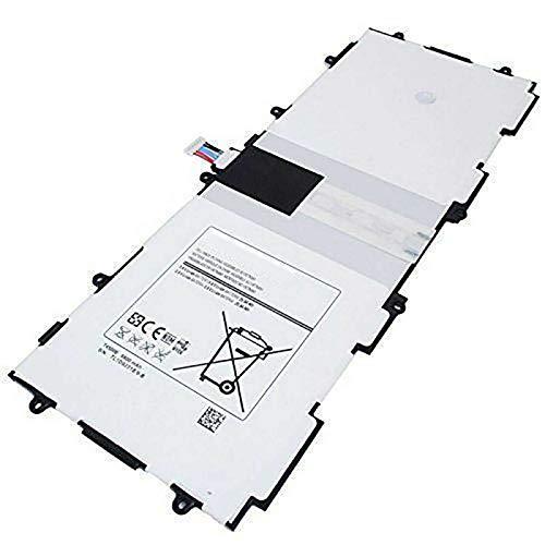 Ellenne Batteria Compatibile con Samsung Galaxy Tab 3 10.1 P5200 EB-BT4500E Alta capacità 6800MAH con Kit SMONTAGGIO Incluso