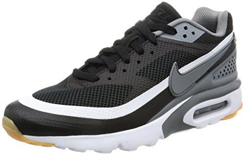 Nike Air Max BW Ultra, Scarpe da Ginnastica Uomo, Nero (Black/Cool Grey/White/Gum Yellow), 45 EU