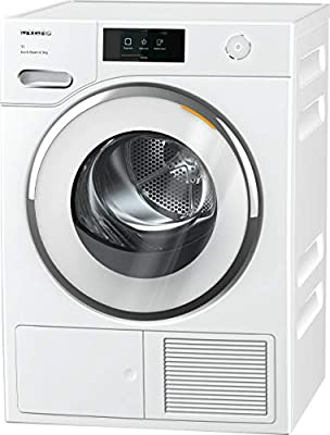 Miele TWR860 Freestanding Heat Pump Tumble Dryer, WiFi Connected, 7Kg Load, White