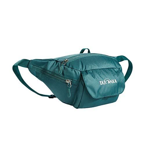 Tatonka Unisexe - Funny Bag M Sac Banane Vert Sarcelle 34 x 12 x 9 cm