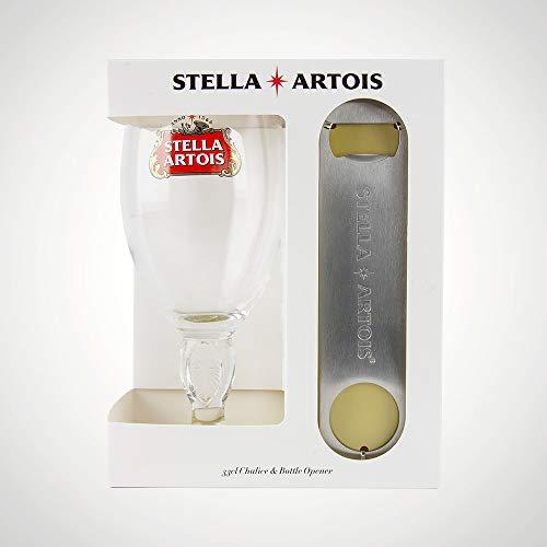 Stella Artois - Lama per calice e barra
