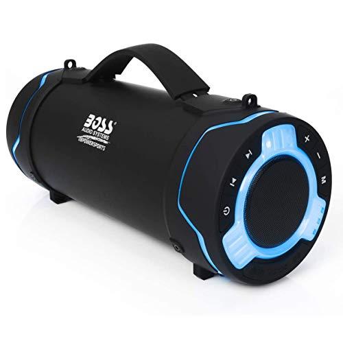 Boss Audio Systems - Altavoz Portátil Bluetooth Resistente A La...