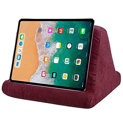 QHGao - Soporte universal de doble cara para teléfono y tablet y...