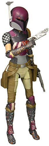 "Star Wars ""The Black Series Sabine Wren"""