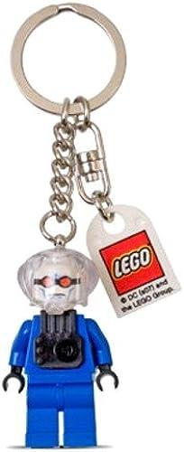 saludable LEGO LEGO LEGO Batman  Mr Freeze Llavero  alta calidad