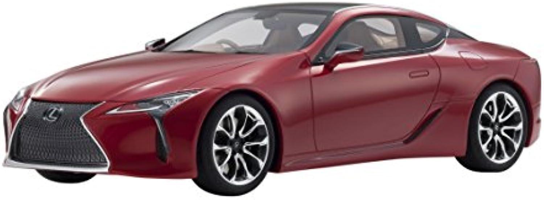 Kyosho KSR18024RB 1 18 Lexus LC500-rot, rot