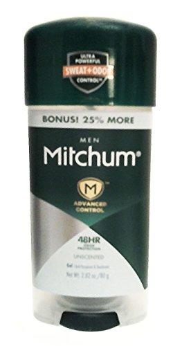 Mitchum Anti-Perspirant & Deodorant, Power Gel, Unscented, Bonus, 2.82 oz.