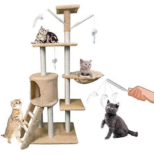 Rascador Para Gato Arbol  marca Hanayi