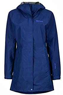 Marmot Essential Women's Lightweight Waterproof Rain Jacket, GORE-TEX with PACLITE Technology, Arctic Navy, Small (B0118D4B1G) | Amazon price tracker / tracking, Amazon price history charts, Amazon price watches, Amazon price drop alerts