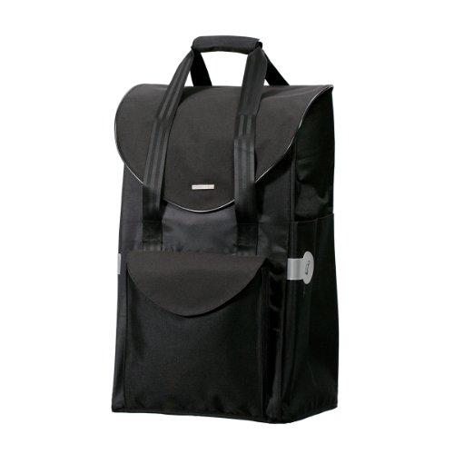Andersen Shopper Tasche Senta schwarz 49 Liter