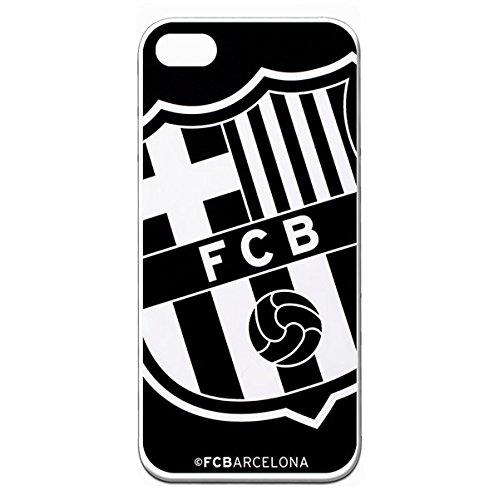 Cover ufficiale FC Barcelona nera per iPhone 5