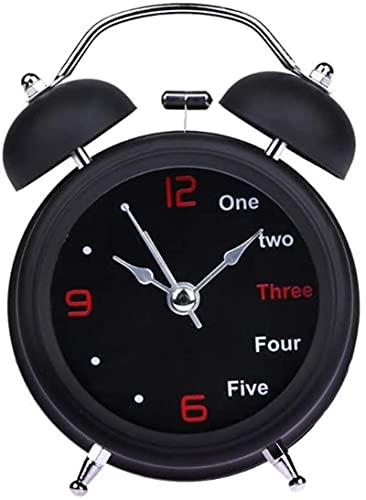 dh-9 Relojes de Alarma Reloj Relojes Digitales Relojes Digitales Reloj del Dormitorio Junto a la Cama Reloj Despertador para niños Relojes de Alarma Reloj Despertador de proyección Junto a la Cama