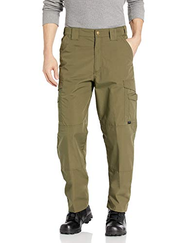 TRU-SPEC Men's 24-7 Series Original Tactical Pant, Ranger Green, 38W 32L