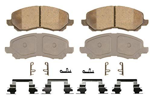 02 mitsubishi galant brake pads - 8