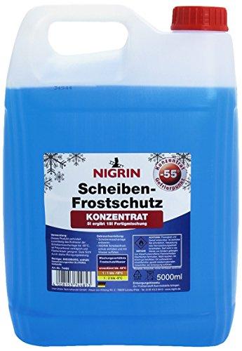 Scheiben-Frostschutz Konzentrat -55°C 5l