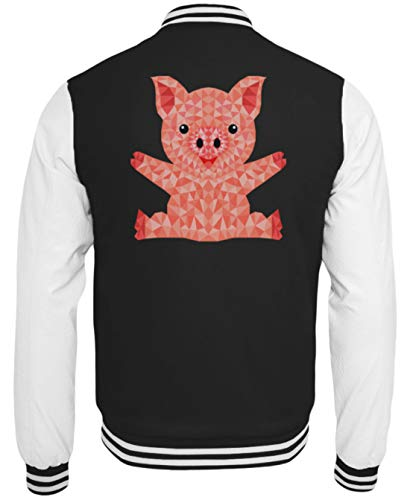 Chorchester voor alle polygon veel varken fans - College Sweatjack