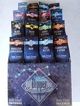 The Dipper Frankincense and Myrrh 11 Inch Incense Sticks - 100 Sticks