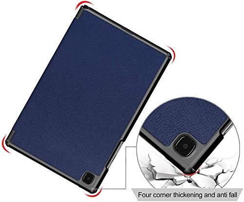 KATUMO Hülle für Samsung Galaxy Tab A7 2020 Hülle Samsung Tab A7 Schutzhülle mit Standfunktion Auto Wakeup Hülle SM-T500/SM-T505/SM-T507