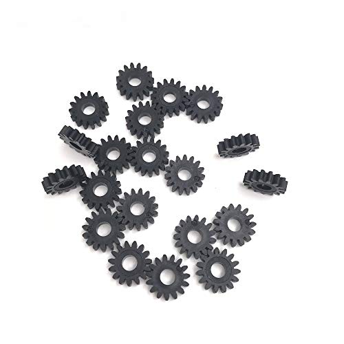 Affordable OKLILI 20PC Clutch Gear 15T 15 Teeth Carriage Lock Gear Compatible with HP 3180 4480 4580...
