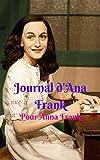 Journal d'Ana Frank: La fille qui compte, l'Holocauste a vécu pendant la Seconde Guerre mondiale.
