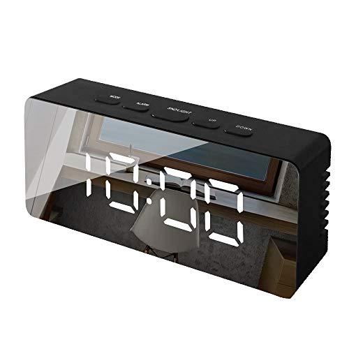 Radio Reloj Despertador Digital  marca Gayrrnel