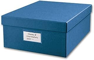 EGP Cancelled Checks Storage Box, 1 Box, 9 3/4